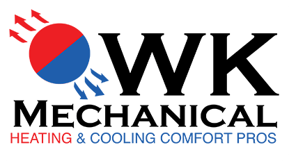 WK Mechanical, Inc. logo