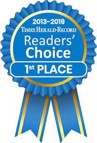 Readers Choice 1st Place